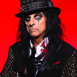 Alice Cooper Performing At Capitol Theatre