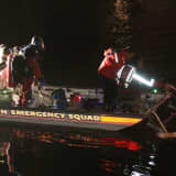 Dive Teams Try To Retrieve Man's Body From Passaic River