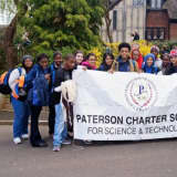 Paterson Charter School Organizes Walk-A-Thon For Suicide Prevention