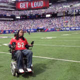 Rutgers' Eric LeGrand Set To Inspire Teaneck Students