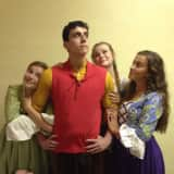 St. Lawrence Theatre Department In Brewster Stages 'Beauty And The Beast'
