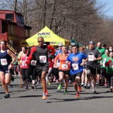 Maplebrook School Hosts Annual Run, Walk