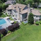 European Manors Inspire Look For Elegant Westport Home