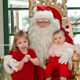 Reserve Time With Santa Claus At Paramus Park Mall
