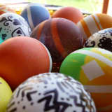 Pound Ridge Invites Kids To Join Easter Egg Contest, Jelly Bean Count