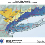 STORM WATCH: Freezing Rain Sunday Will Become Snow Monday, NWS Says In Latest Update