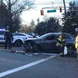 Englewood Collision Sends Both Drivers To Hospital