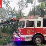 EARLIEST REPORTS: Firefighter Among Several Injured In NJ Storm Accidents