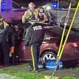 UPDATE: Elmwood Park Passenger, 20, Critically Injured In Rainy Route 17 Crash