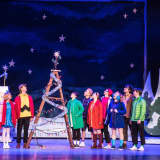 With A Name Like Gershwin ... 'Charlie Brown' Premieres In Stamford