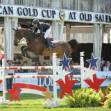 Gold Cup Show Jumping In North Salem Draws Large Audience