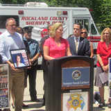 Carlucci, Sheriff, Advocates Talk Danger Of Drunk Driving Ahead Of Holiday