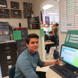 Yorktown HS Senior Andrew Amini Named Intel Science Competition Finalist