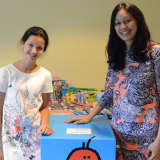 Englewood Family Donates Art Cart To Hackensack Hospital Pediatric Unit
