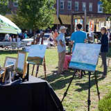 Art In The Park, Lobsterfest This Weekend In Piermont