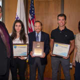 Ridgefield Park Collegiate Athlete Honored For Academic Excellence