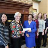 Putnam Hospital Center Receives $50K Donation From Auxiliary