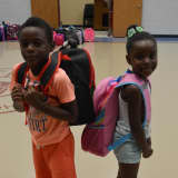 United Way's Back-To-School Drive Delivers Supplies To Danbury Families