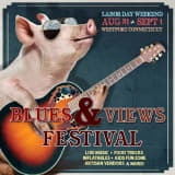 Song, Food & Fun At Blues & Views Festival In Westport This Weekend