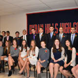 Great 'Honor': Byram Hills Seniors Inducted Into Cum Laude Society
