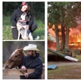 Community Rallies For Kennel Owners Who Lost Jersey Shore Home, Pets To Lightning Strike Blaze