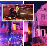 2 Injured, 4 Families Displaced In Newark Fire