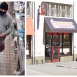 KNOW HIM? Authorities Seek Man Who Pulled Knife On Newark Dunkin' Donuts Worker