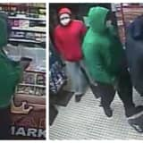 Newark Police Seek Help IDing Armed Robbery Suspects