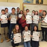 Pleasantville High School Student Newspaper Honored