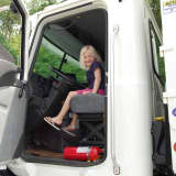 Kent Library Celebrates Big Truck Day