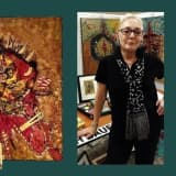 Local Women Paint 'Childhood' For March Exhibit In Wyckoff