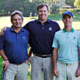 Golfers Step Up And Swing For Open Arms At Stepping Stones