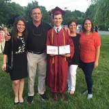 Recent Leonia High School Graduate Runs For Board Of Education