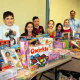 Columbus Elementary School In Thornwood Collects Toys For Kids In Need