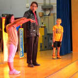 Magician Brings 'Bully-Proof' Message To Carrie E. Tompkins School