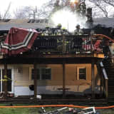 Morning Blaze Ravages Wyckoff Home