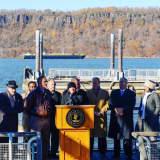 Riverwalk Latest County Landmark To Be Named After Al DelBello
