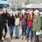 Pleasantville HS Camerata Singers Perform At Chamber's Holiday Event