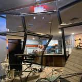 'We Do Not Have A Drive-Thru' Crash Temporarily Closes BBQ Restaurant