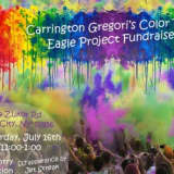 New City Color Run Supports Eagle Scout Project For Town's Anniversary