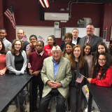 Sleepy Hollow Students Honor Veterans