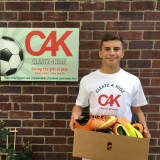 Paterson Kids Have Fair Lawn Sophomore To Thank For Soccer Equipment