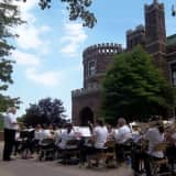 Clifton Community Band Performs Free Outdoor Concert