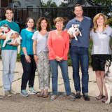TV Celebrity Clinton Kelly Matches Donations To Harrison's Pet Rescue