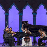 Copland House Chamber Performs America's Songs At Caramoor In Katonah