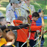 Bedford-Pound Ridge Cub Scouts Compete In Thunderbird Games In Croton