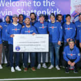 New York Rangers Gather In Westchester For Native Son Kevin Shattenkirk Kancer Jam