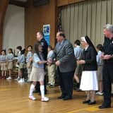 St. Paul's Fifth-Graders Graduate from Clarkstown Police D.A.R.E. Program