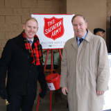 Lawmakers To Ring Bells For Salvation Army In Danbury