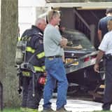Visiting Driver, 84, Plows BMW Into First-Floor Room Of Wyckoff Home